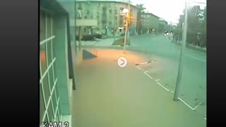 Accidents caught on camera - Video