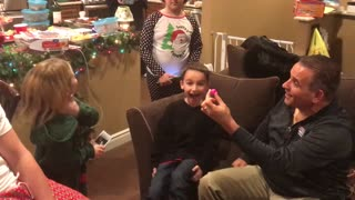 Christmas Eve MAGIC!!  - Video