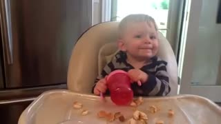 'Happy Birthday' Song Sends Kid Bursting Into Tears - Video