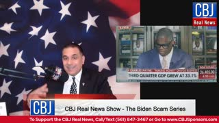 CBJ Real News Show (Part 103): The REAL President's Day