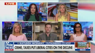 Sandra Smith weighs in on New York City