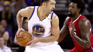 Zaza Pachulia FAILS And-1 Three Point Attempt - Video