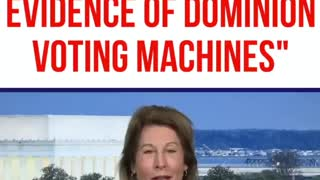 "Sidney Powell says ""we have staggering evidence against dominion voting machines"