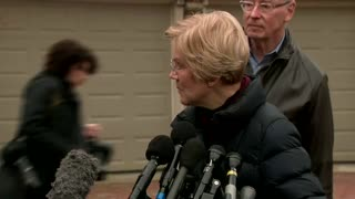 Warren — If Elected, We're Going To Make REAL Change