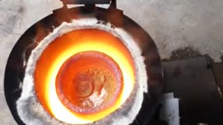 waste oil foundry