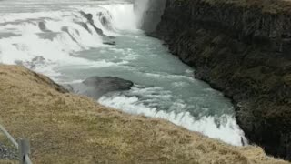 Water full in iceland