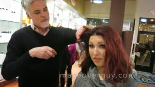 "MAKEOVER! I'm Auditioning for ""The Voice,"" by Christopher Hopkins, The Makeover Guy® - Video"