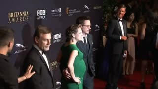 Judi Dench and Robert Downey Jr. honored - Video