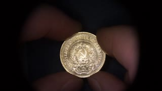 Guinness Record: Artist Makes Worlds Smallest Coin