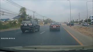 Deadly Multi-Car Collision - Video