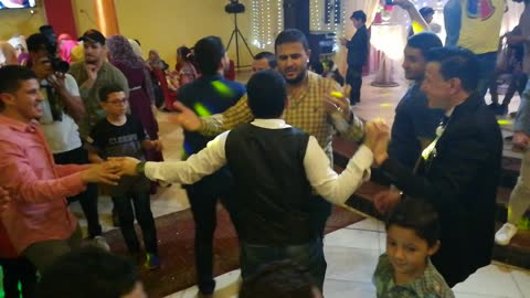 Groom Friends Special Dance In Wedding Party