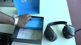 Logitech G633 Gaming Headset Unboxing - Video
