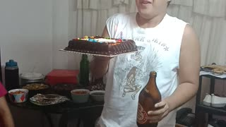 Funny Birthday Celebration  - Video