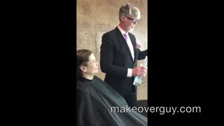 MAKEOVER: Pampering With Friends, by Christopher Hopkins, The Makeover Guy® - Video