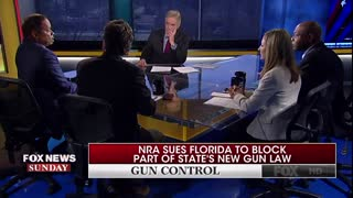 Juan Williams — I'm Uncomfortable With Guns Because I Live In The City - Video