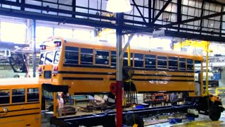 America's school buses are getting greener - Video