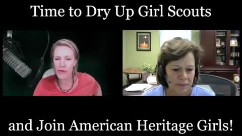 Why your daughters should join American Heritage Girls | Ep 39