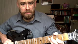 Country Lick in D Major
