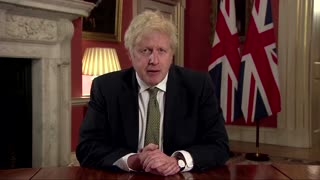 PM Johnson orders new national lockdown in England