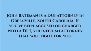 dui attorney greenville sc - Video