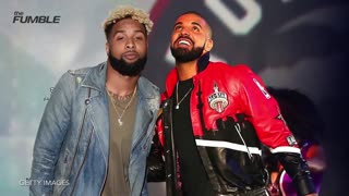 Odell Beckham Jr. Moves in with Drake - Video