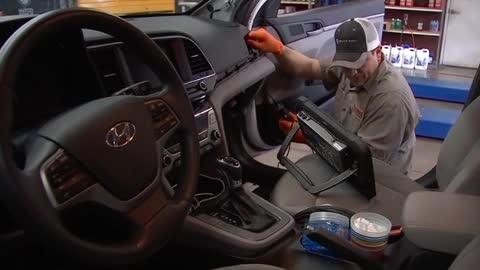 Woman Could Barely Breathe When a 'Dirty Diaper' Smell Took Over Her New Car