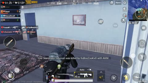 Smooky House With Enemies Combat Pubg Game