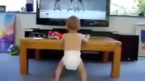 Baby Got moves