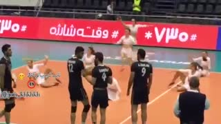 Volleyball Cheerleaders in world league games - Video