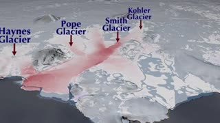 "Antarctic Ice Loss ""Passed The Point Of No Return"" - Scientists - Video"