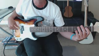 Bass tab preview for Bob Marley's