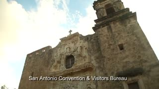 Alamo, Spanish missions named World Heritage Site - Video