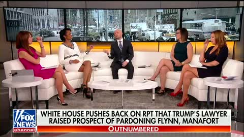 Dem Strategist Brawls with Outnumbered Panel, Says Comey Firing Was Obstruction of Justice