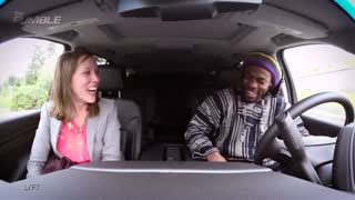 Richard Sherman Goes Undercover As Lyft Driver - Video