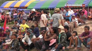 Thai Rocket Festival 2016 - Video