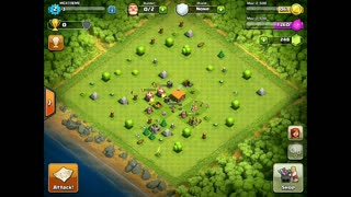 We're getting started Clash Of Clans episode 1 - Video