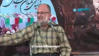 Saeed Ghassemi speaking against Rouhani adminstration - Video