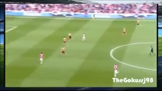 Theo Walcott Speed - Video