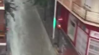Massive Flooding In Spain