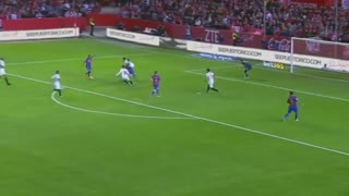 VIDEO: Leo Messi goal vs Sevilla - Video