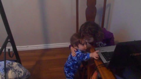 14m old explains he wants to watch youtube with his sister