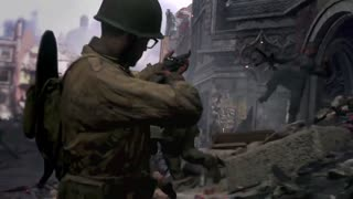 Call of Duty WWII - Story Trailer