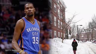 Celtics Fans Chant 'Come to Boston' to Kevin Durant - Video