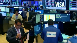 Anxiety over Fed decision weighs on stocks - Video