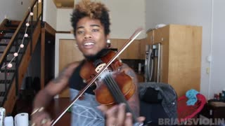 Breathtaking violin remix of '679' by Fetty Wap - Video