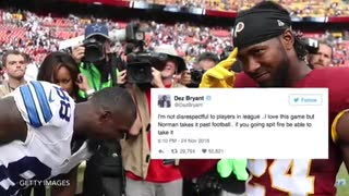 Josh Norman Changes His Story About Dez Bryant Threat - Video