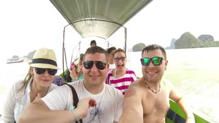 Beautifully fun vacation to Thailand and Cambodia - Video