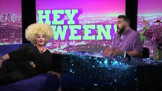 Hey Qween! BONUS: Did Jackie Beat Think Of Drag Race First? - Video