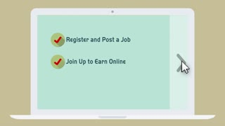 How to earn money online from home - Video