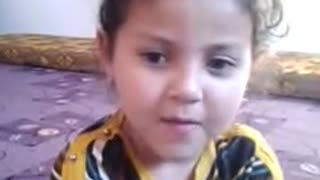 Cute little girl Reciting Quran - Video